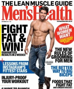 Men's Health India - September 2015